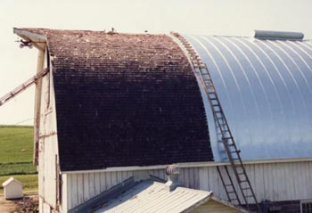 Culpitt Roofing Incorporated Agricultural Double Lock