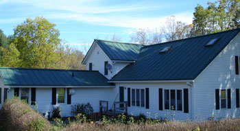 Culpitt Roofing Incorporated: Residential Double-lock standing seam metal roofing, serving Wisconsin, Minnesota, Northern Illinois, Iowa.